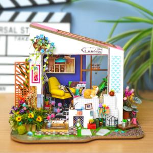 Puzzle 3D Lily's Porch [8]
