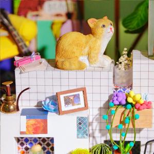 Puzzle 3D Lily's Porch [10]