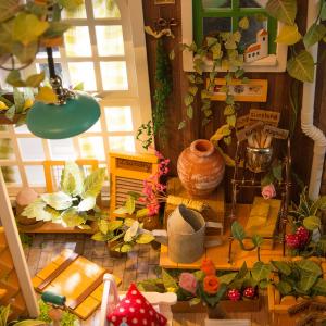 Puzzle 3D Miller's Garden [3]