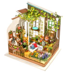 Puzzle 3D Miller's Garden [0]