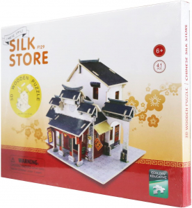 Puzzle 3D Silk Store [3]