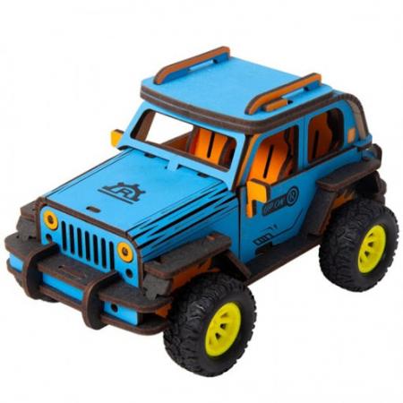 Puzzle 3D Off-Road Jeep [0]