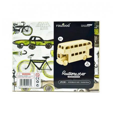 Puzzle 3D Routemaster [1]