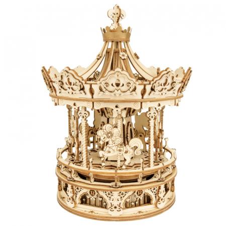 Puzzle 3D Romantic Carousel [0]