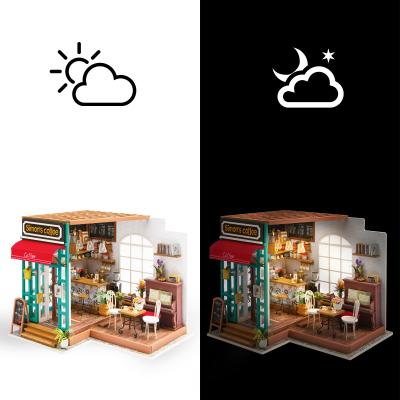 Puzzle 3D Simona's Coffee [2]