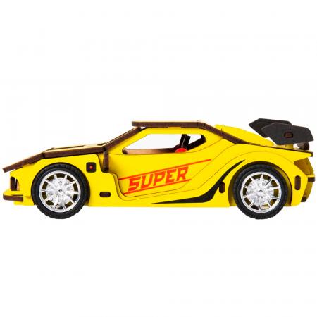 Puzzle 3D Sports Car [4]