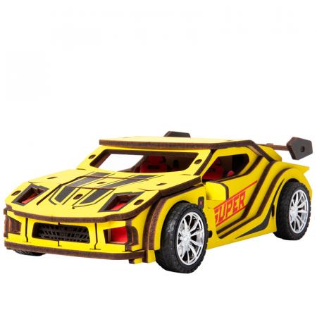 Puzzle 3D Sports Car [0]
