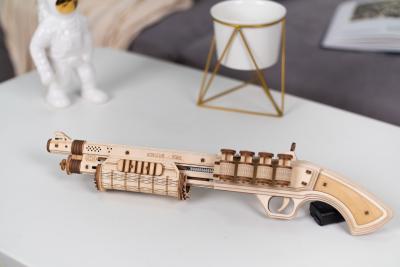 Puzzle 3D Terminator M870 Shotgun [7]