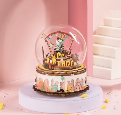 Puzzle 3D The Birthday Song [3]