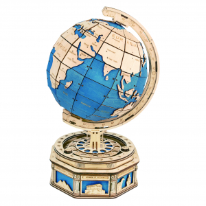 Puzzle 3D The Globe [0]