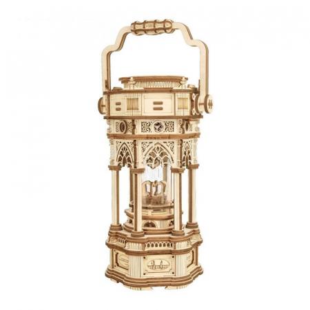 Puzzle 3D Victorian Lantern Music Box [0]