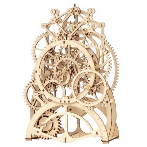 Puzzle 3D Pendulum Clock [0]