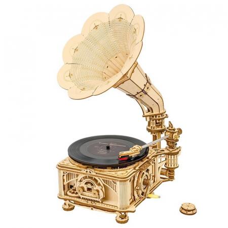 Puzzle 3D Gramophone [0]