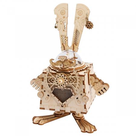 Puzzle 3D Bunny [0]
