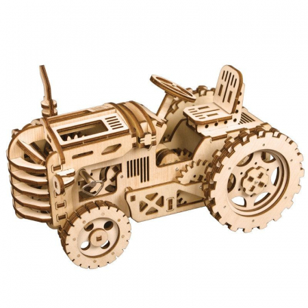 Puzzle 3D Tractor [0]