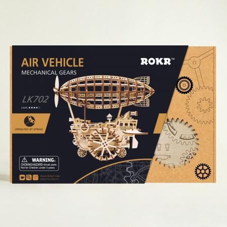 Puzzle 3D Airship [2]