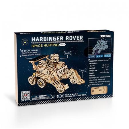 Puzzle 3D Harbinger Rover [2]