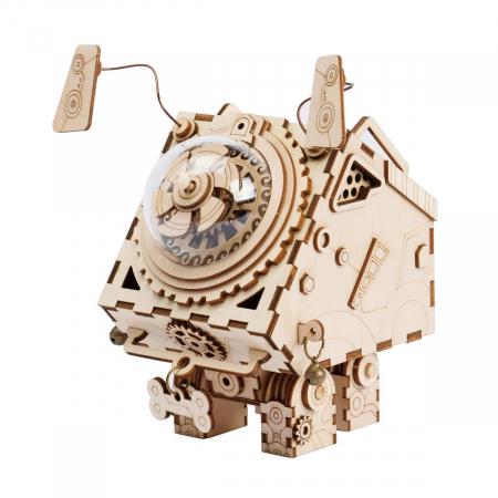 Puzzle 3D Seymour [0]