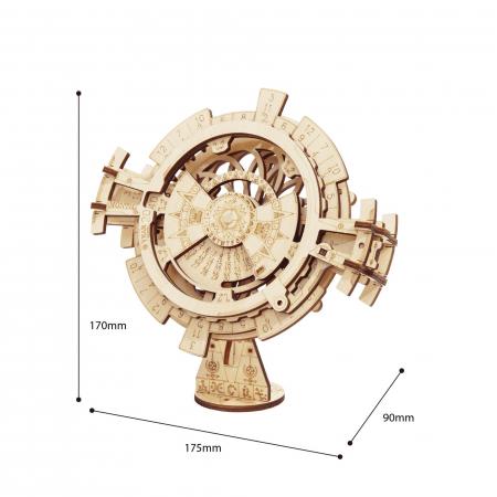 Puzzle 3D Perpetual Calendar [1]