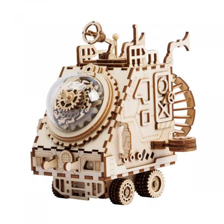 Puzzle 3D Space Vehicle [0]