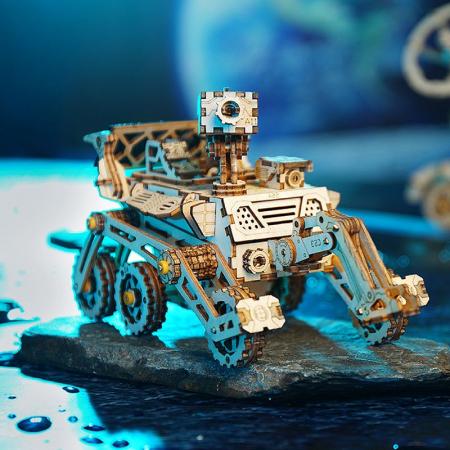 Puzzle 3D Harbinger Rover [3]