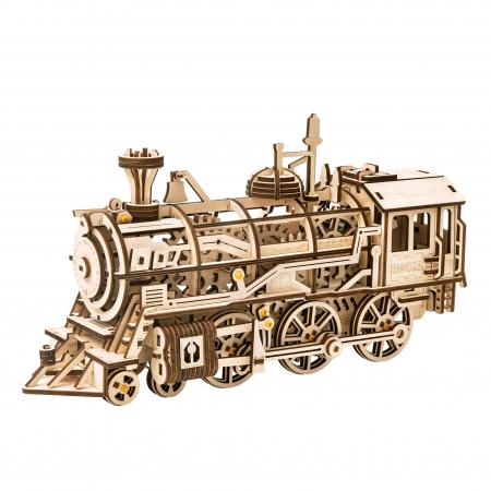 Puzzle 3D Locomotive [0]