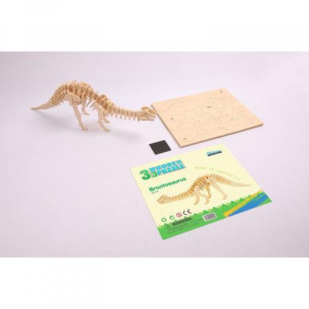 Puzzle 3D Brontosaurus [1]
