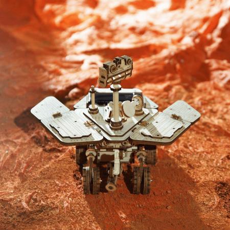 Puzzle 3D Vagabond Rover [3]