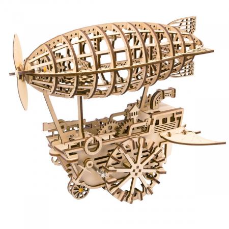 Puzzle 3D Airship [0]