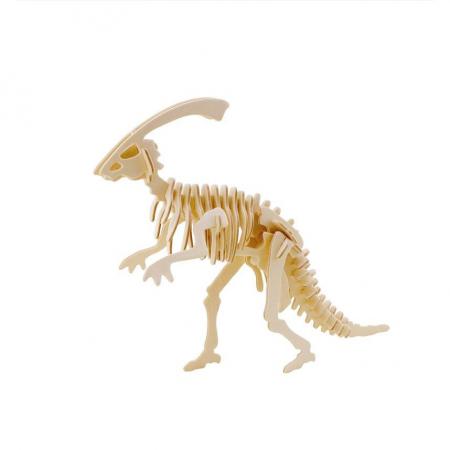 Puzzle 3D Parasaurolophus [0]