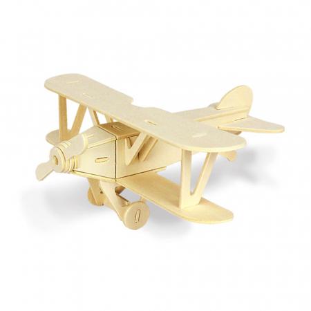 Puzzle 3D Biplane [0]