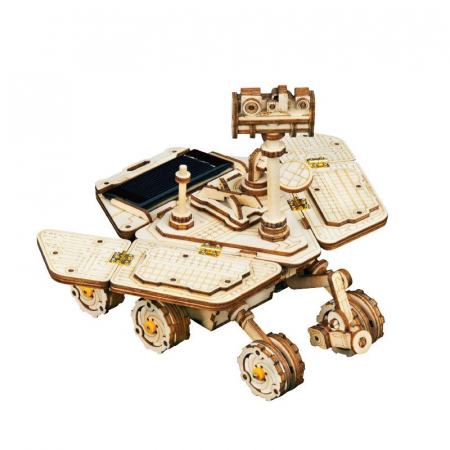 Puzzle 3D Vagabond Rover [0]
