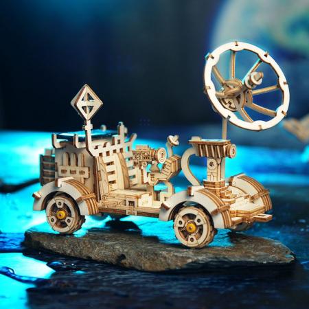 Puzzle 3D Rambler Rover [2]