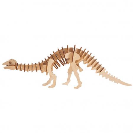 Puzzle 3D Brontosaurus [0]
