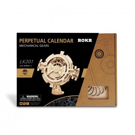 Puzzle 3D Perpetual Calendar [2]