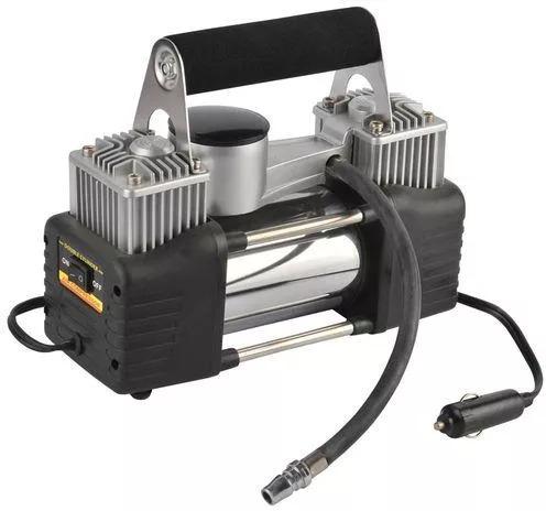 Compresor auto 628-4x4, 2 cilindri, 150 PSI, 35 l/min,compact Premium [0]