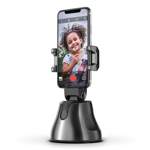 Suport selfie pentru telefon, urmarire automata inteligenta si rotire la 360 [2]