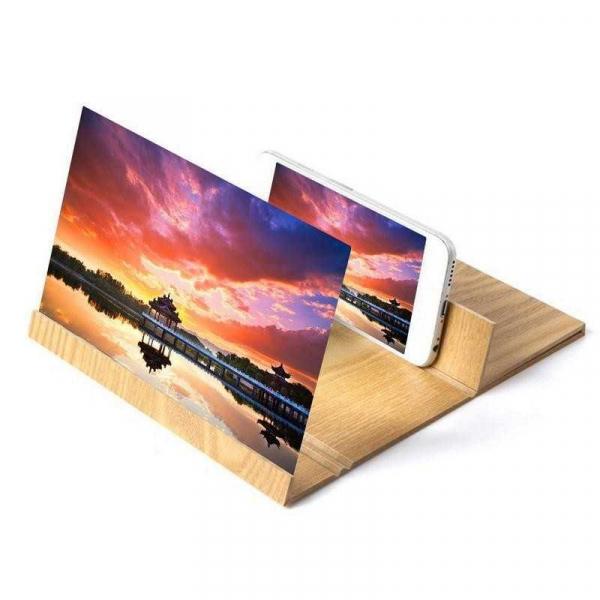 Ecran cu Lupa - Amplificator de imagine 3D pentru telefoane mobile [0]