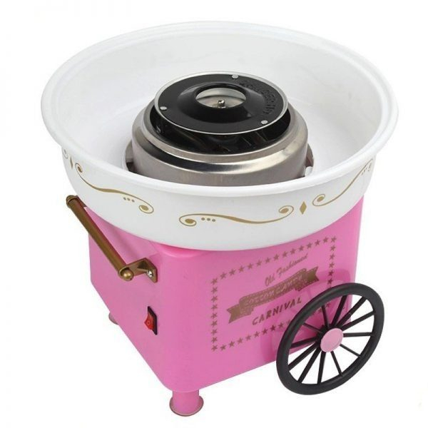 Aparat de facut vata de zahar pe bat cotton candy maker [1]