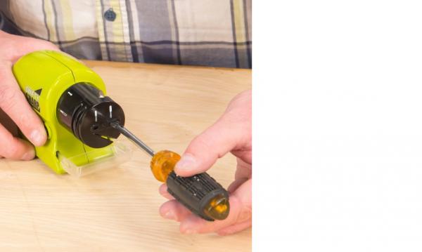Ascutitor electric, Swifty Sharp, pentru cutite si foarfece [1]