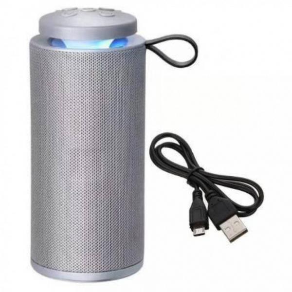 Boxa portabila Bluetooth GT 112 Gri [0]
