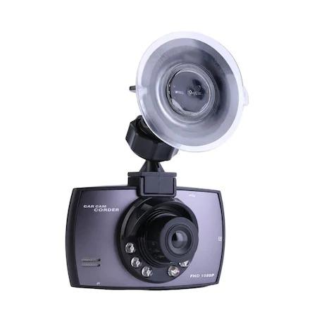"Camera auto HD DVR Camcorder, 2.7"" inch, Night Vision, Negru [5]"