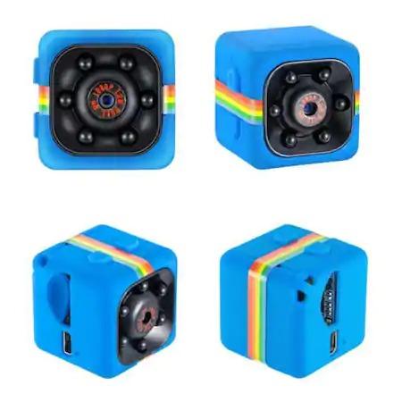 Camera video sport Marashop, COP CAM, Senzor miscare, Infraroru, USB, Multicolor [1]