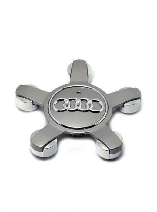 Capac Audi 135mm GRI tip gheara pentru jante aliaj [0]
