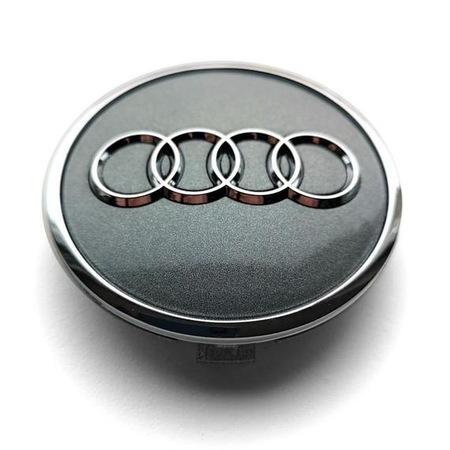 capac Audi 61mm GRI pentru jante aliaj [0]