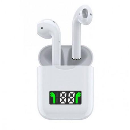 Casti I99 TWS, Bluetooth 5.0, Incarcare Wireless QI, Afisaj Digital, Waterproof IPX6 [0]
