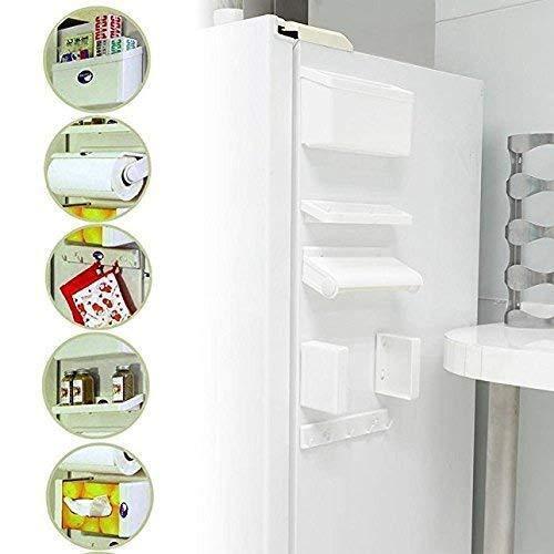 Dispenser bucatarie 5 in 1 cu magnet pentru frigider [2]