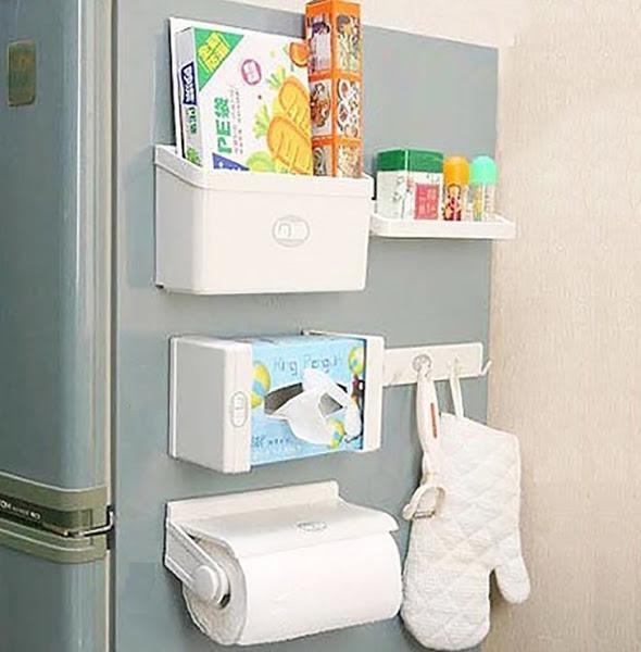 Dispenser bucatarie 5 in 1 cu magnet pentru frigider [0]