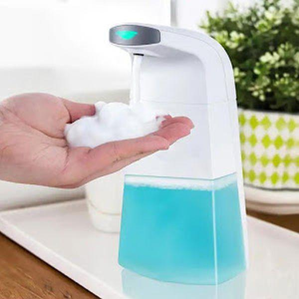 Dozator de Sapun cu senzor de miscare, cu capacitate 480 ml [0]