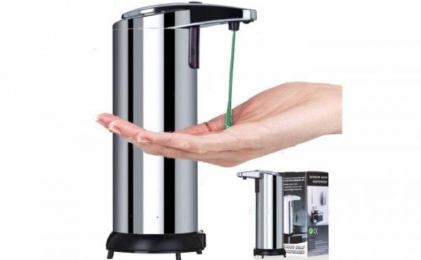 Dispenser sapun automat SoapGo electronic cu senzor de miscare [1]